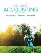 9780133856781-013385678X-Horngren's Accounting (11th Edition)