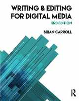 9781138636033-1138636037-Writing and Editing for Digital Media