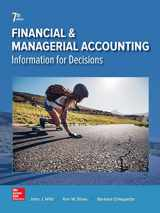 9781259726705-1259726703-Financial and Managerial Accounting