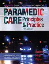 9780134449753-0134449754-Paramedic Care: Principles & Practice, Volume 5 (5th Edition)