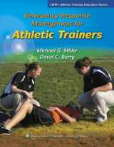 9780781775502-0781775507-Emergency Response Management for Athletic Trainers (Athletic Training Education)