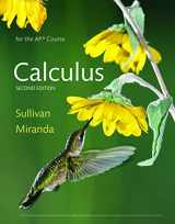 9781464142260-1464142262-Calculus for the AP® Course