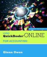 9781337399876-1337399876-Using QuickBooks Online for Accounting (with Online, 5 month Printed Access Card)