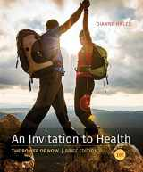 9781337100007-1337100005-An Invitation to Health, Brief Edition