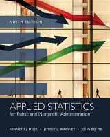 9781285737232-1285737237-Applied Statistics for Public and Nonprofit Administration