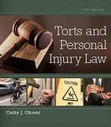9781133691853-1133691854-Torts and Personal Injury Law