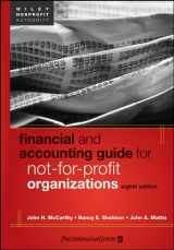 9781118083666-1118083660-Financial and Accounting Guide for Not-for-Profit Organizations