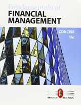 9781337087544-1337087548-Bundle: Fundamentals of Financial Management, Concise Edition, Loose-leaf Version, 9th + MindTap Finance, 1 term (6 months) Printed Access Card