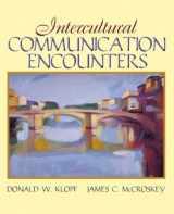 9780205458813-0205458815-Intercultural Communication Encounters