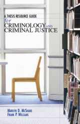 9780132368957-0132368951-A Thesis Resource Guide for Criminology and Criminal Justice