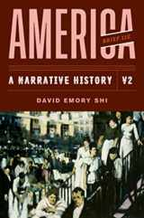 9780393668971-0393668975-America: A Narrative History (Brief Eleventh Edition) (Vol. Volume 2)