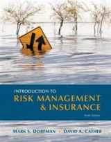 9780131394124-0131394126-Introduction to Risk Management and Insurance (10th Edition) (Prentice Hall Series in Finance)