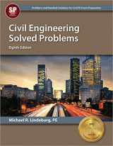 Civil Engineering Solved Problems, 8th Ed