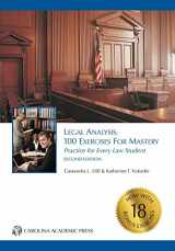 9781632849472-163284947X-Legal Analysis: 100 Exercises for Mastery, Practice for Every Law Student