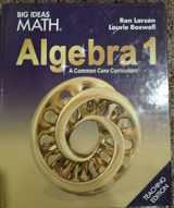 9781608408412-1608408418-Big Ideas Math, Algebra 1 - A Common Core Curriculum - Teaching Edition