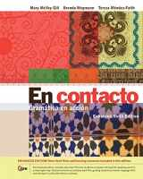 9781285461540-1285461541-En contacto, Enhanced Student Text: Gramática en accion (World Languages)
