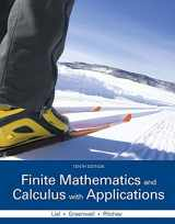 9780133981070-013398107X-Finite Mathematics and Calculus with Applications Plus MyLab Math with Pearson eText -- Access Card Package (10th Edition) (Lial, Greenwell & Ritchey, The Applied Calculus & Finite Math Series)