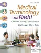 9780803643680-0803643683-Medical Terminology in a Flash!: A Multiple Learning Styles Approach