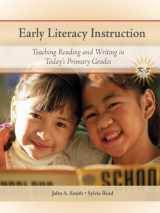 9780135129036-0135129036-Early Literacy Instruction: Teaching Reading and Writing in Today's Primary Grades (2nd Edition)