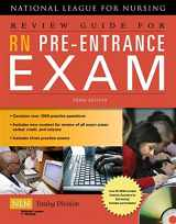9780763762711-0763762717-Review Guide For RN Pre-Entrance Exam