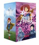 9781338328189-1338328182-Amulet #1-8 Box Set