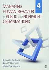 9781483359298-1483359298-Managing Human Behavior in Public and Nonprofit Organizations