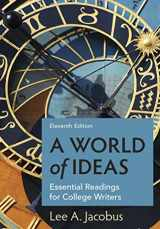 9781319194444-1319194443-A World of Ideas: Essential Readings for College Writers