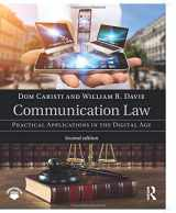 9781138213456-1138213454-Communication Law: Practical Applications in the Digital Age
