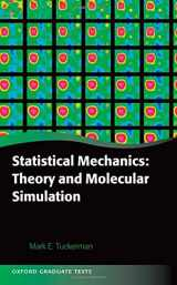9780198525264-0198525265-Statistical Mechanics: Theory and Molecular Simulation (Oxford Graduate Texts)