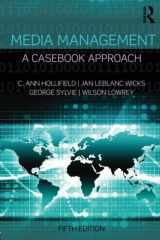 9781138901025-1138901024-Media Management: A Casebook Approach (Routledge Communication Series)