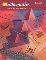 9780395570135-0395570131-McDougal Littell Structure & Method: Student Edition Course 2 1992
