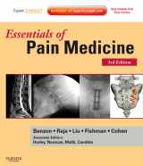 9781437722420-1437722423-Essentials of Pain Medicine, 3e