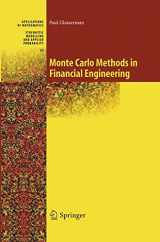 Monte Carlo Methods in Financial Engineering (Stochastic Modelling and Applied Probability) (v. 53)