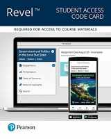 9780134628073-0134628071-Revel for Government and Politics in the Lone Star State -- Access Card (10th Edition)