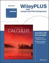 9781119379331-1119379334-Calculus: Single Variable, 7th Edition WileyPLUS Registration Card + Loose-leaf Print Companion