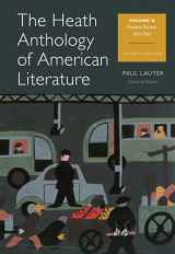 9781133310259-1133310257-The Heath Anthology of American Literature: Volume D (Heath Anthology of American Literature Series)