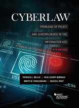 9781640208544-1640208542-Cyberlaw: Problems of Policy and Jurisprudence in the Information Age (American Casebook Series)