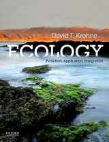 9780190638887-0190638885-Ecology: Evolution, Application, Integration