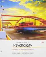 Bundle: Introduction to Psychology: Gateways to Mind and Behavior, 14th + LMS Integrated for MindTap Psychology, 1 term (6 months) Printed Access Card