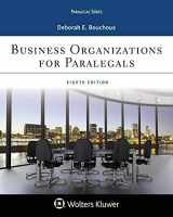 Business Organizations for Paralegal (Aspen Casebook)