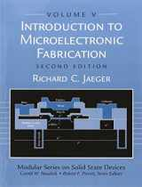 9780201444940-0201444941-Introduction to Microelectronic Fabrication: Volume 5 of Modular Series on Solid State Devices (2nd Edition)