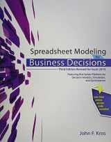 9780757589249-0757589243-Spreadsheet Modeling for Business Decisions