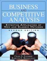 9780133086409-0133086402-Business and Competitive Analysis: Effective Application of New and Classic Methods (2nd Edition)