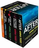 9789526533339-952653333X-The Complete After Series Collection 5 Books Box Set by Anna Todd (After Ever Happy, After, After We Collided, After We Fell, Before)