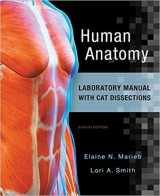 9780134255583-0134255585-Human Anatomy Laboratory Manual with Cat Dissections (8th Edition)