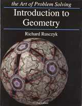 9781934124086-1934124087-Introduction to Geometry, 2nd Edition (The Art of Problem Solving)