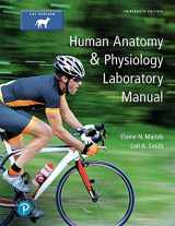 Human Anatomy & Physiology Laboratory Manual, Cat Version (13th Edition)