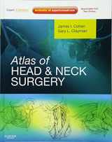9781416033684-1416033688-Atlas of Head and Neck Surgery: Expert Consult - Online and Print