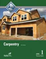 9780133402377-0133402371-Carpentry Level 1 Trainee Guide, Paperback (5th Edition)