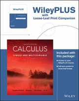 9781119343998-1119343992-Calculus: Single and Multivariable, 7th Edition WileyPLUS Registration Card + Loose-leaf Print Companion